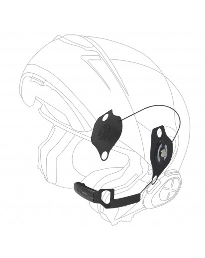 Interphone Bluetooth Schuberth Prosound Headset