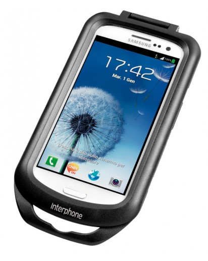 Samsung Galaxy Waterproof Handlebar Case