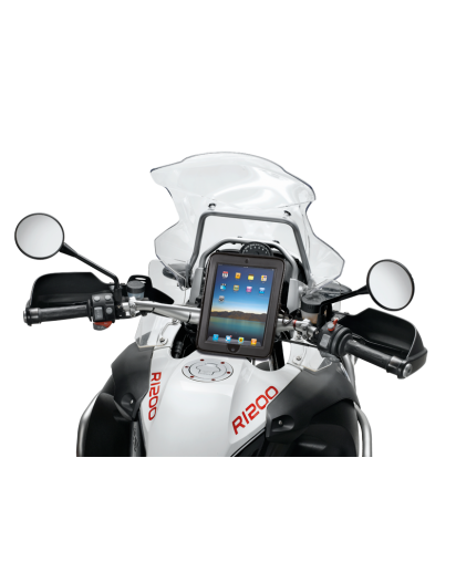 Ipad® Mount Kit for Tubular Handlebars - SMIPAD