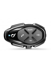 Interphone Sport Twin Pack Stereo Bluetooth Helmet Intercom