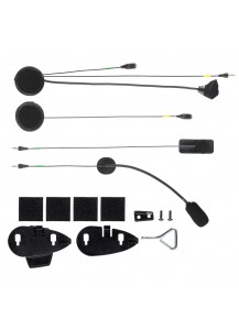 Interphone F5 Replacement Headset Kit with Dual Microphones - MICINTERPHOXTUNI