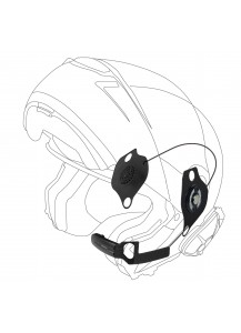 Interphone F5MC Schuberth C3 Helmet Headset Kit