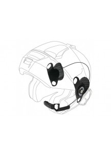 Interphone F5MC Shoei Neotec, GT-Air e J-Cruise. Helmet Headset Kit
