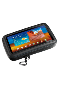 "Interphone 5.4"" Phone and GPS Case for Tubular Handlebars  - SMGPS54"