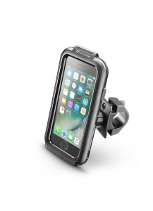 Interphone iCase and Motorcycle Handlebar Mount for iPhone 7