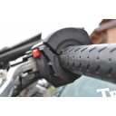 Handlebar Remote Mounted Side View