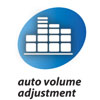 automatic volume adjustment