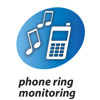 phone ring monitoring